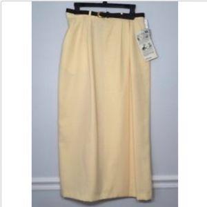 Via Sant Andrea VTG Long NWT Size 14T Skirt